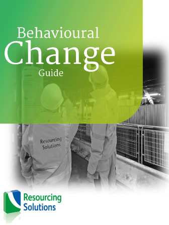 Behavioural Change Guide Front Cover