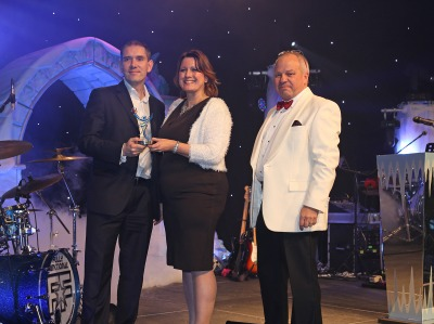 National award win for best executive search in rail