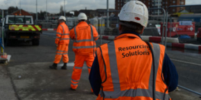 Network Rail award for specialist recruiter